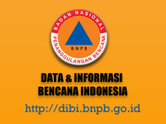 Data dan Informasi Bencana Indonesia BNPB
